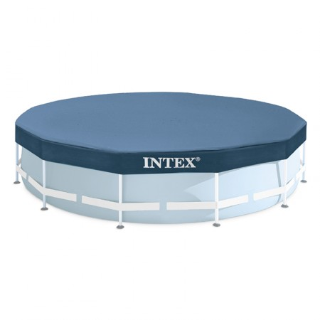 Cobertor Piscina Metal Frame Intex