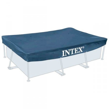 Cobertor rectangular para piscinas Small Frame de Intex