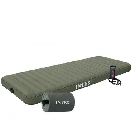 Colchón hinchable Intex Roll N Dura Beam
