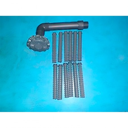 Conjunto colector filtro Berlín 750 AstralPool 4404010047