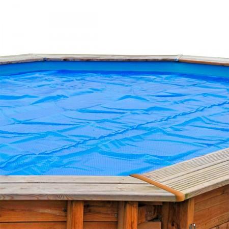 Cubiertas verano para piscinas de Madera