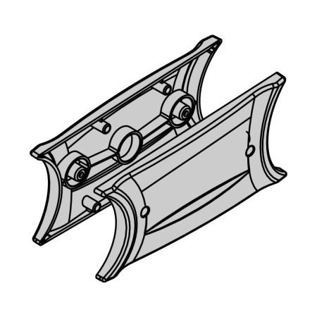 Cubiertas laterales Zodiac TornaX R0772000