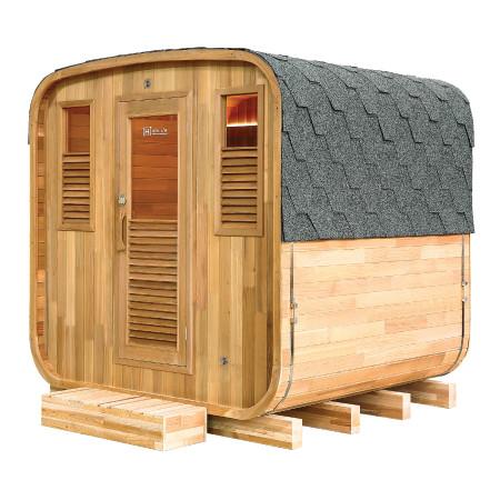 Exterior Sauna Gaïa Nova