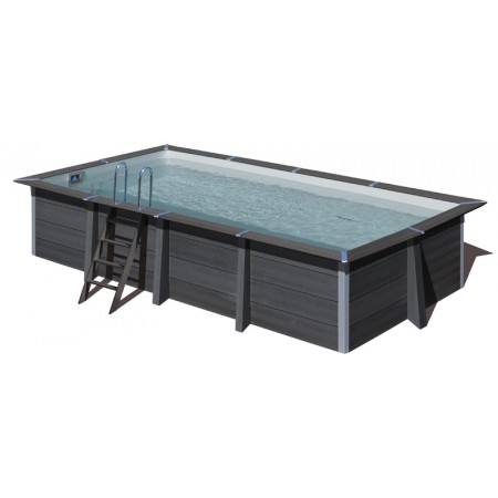 Piscina Composite Avantgarde Rectangular 606 x 326 x 124 cm