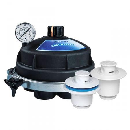 Sistema de filtración Net'N'Clean Astralpool