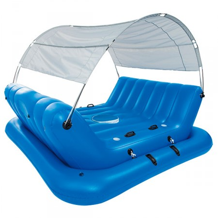 Isla hinchable para playa y piscina Bestway