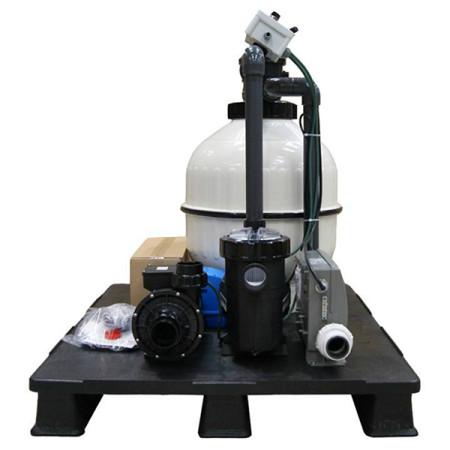 Kit Digital Compacto Astralpool para Spa