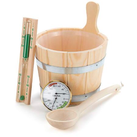 Kit para saunas de vapor