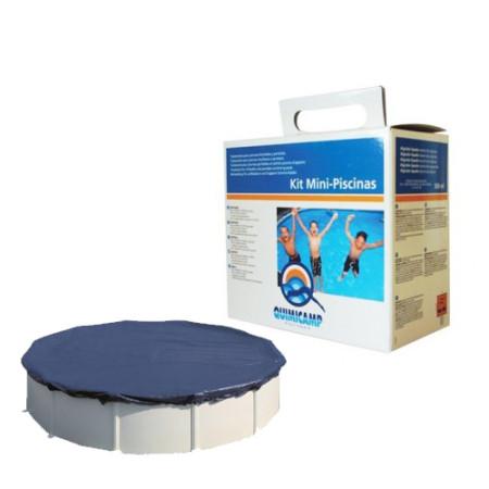 Kit Tratamiento Piscinas Toi + Cobertor