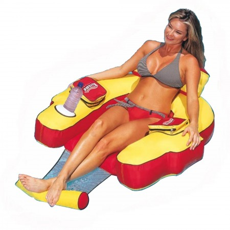 Colchoneta Hinchable Extreme Lounge Bestway