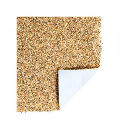 Lámina orillas y bordes con arena