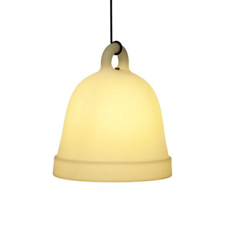 lámpara belly colgada