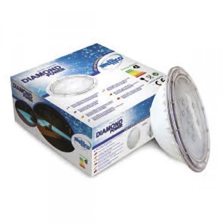 Lámpara LED Diamond Power 3000 Blanca