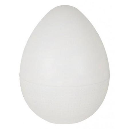 Lámpara jardín Ovo con forma de huevo