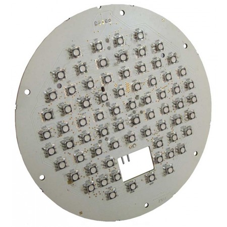 Lámpara Extra-plana LED 11 Colores