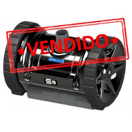 Limpiafondos hidráulico S5 Astralpool 66112