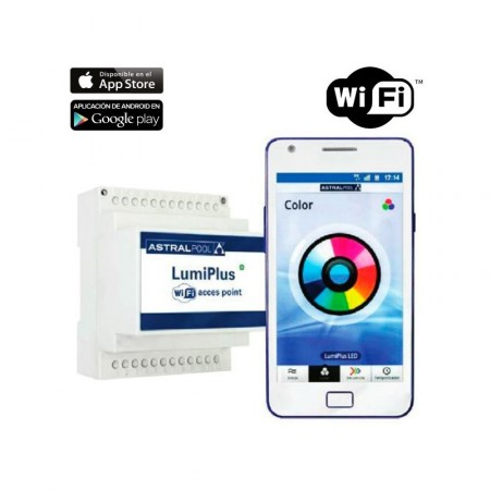 LumiPlus Wifi access point AstralPool