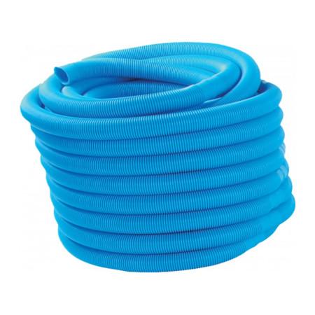 manguera flotante seccionable azul