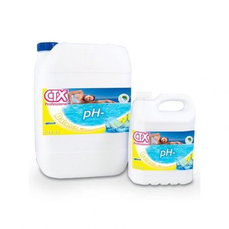 Minorador de pH líquido CTX-15