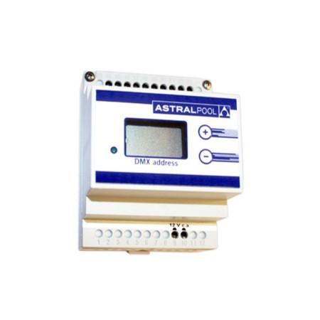 Modulador RGB-DMX AstralPool