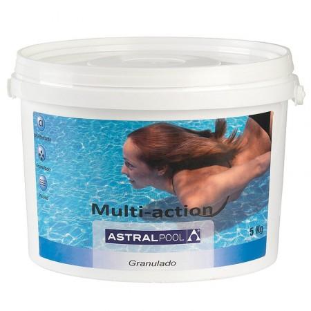 Multi-action granular AstralPool