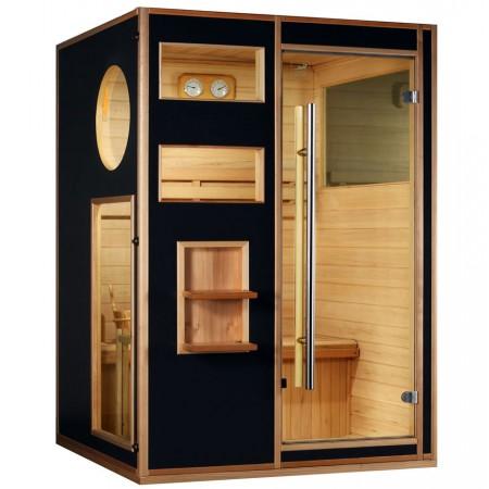 Sauna de Vapor Saga Omega L - 3 Personas
