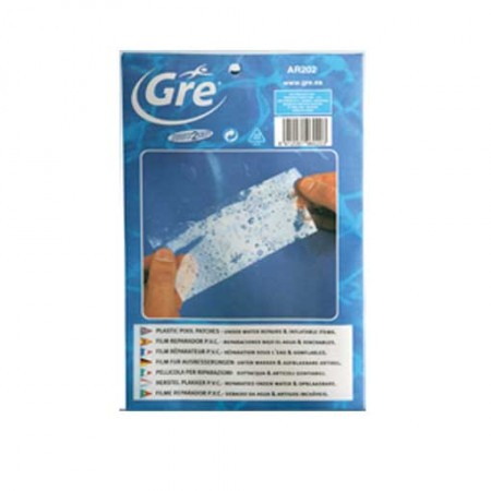 Kit reparador film PVC flexible