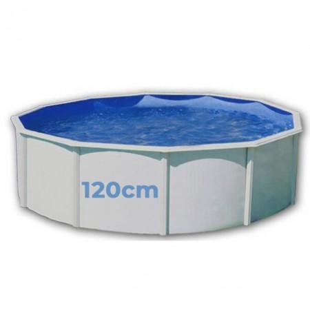 Piscina circular Toi altura 120 cm