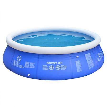 Piscina Hinchable marín blue 360x76cm jilong circular