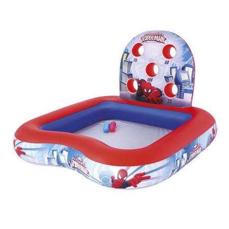 Piscina infantil Spiderman Bestway-1