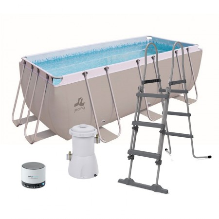 Piscina Passaat Jilong 400x200x100