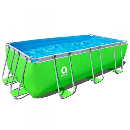 Piscina Passaat Grey Jilong desmontable de pvc