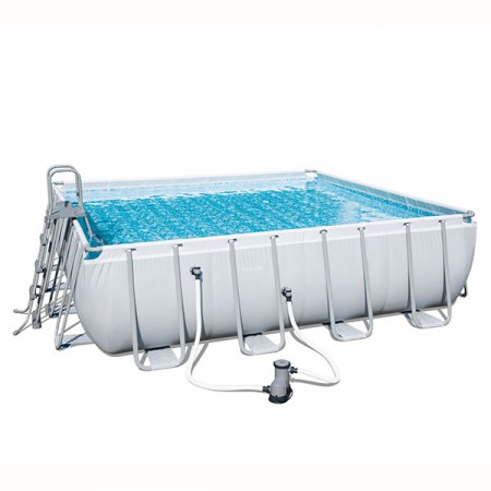 Piscina Power Steel 488x488x122cm