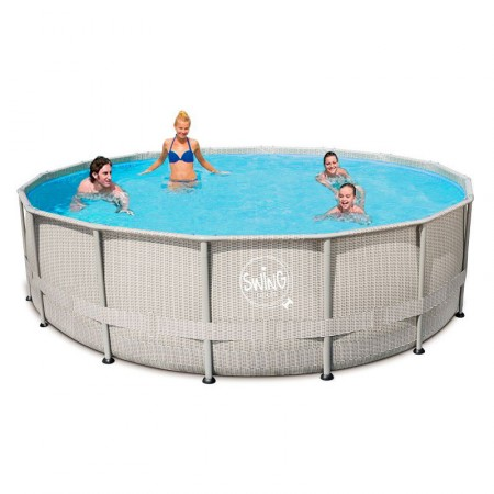Piscina Swing Elite 5,49 x 1,32m