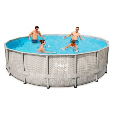 Piscina Swing Elite 4,88 x 1,22m