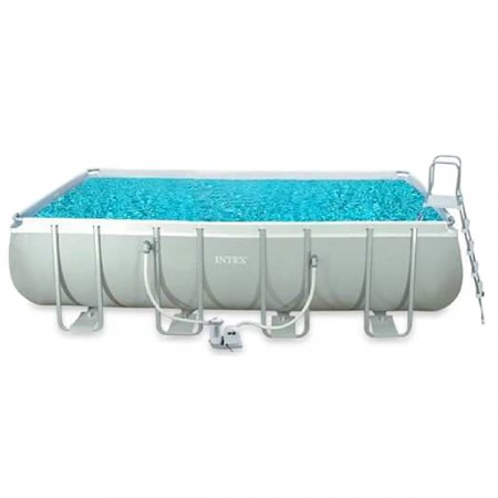 Piscina Ultra Frame Intex 400 x 200 x 100