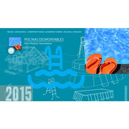 Catálogo Piscinas y accesorios de piscinas Kokido 2015