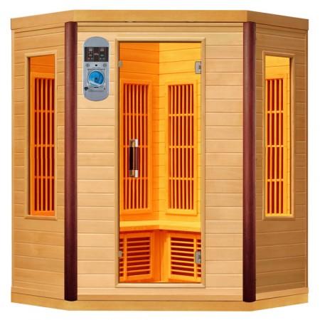 Sauna Infrarrojo Prince 3/4 Plazas