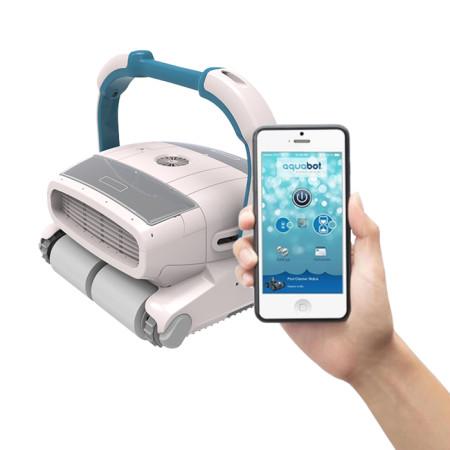 Robot Aquabot K-300 con control remoto por App