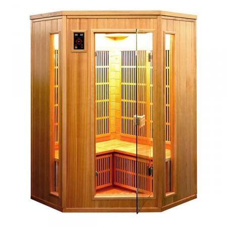 Sauna Infrarrojos Athena 2/3 plazas