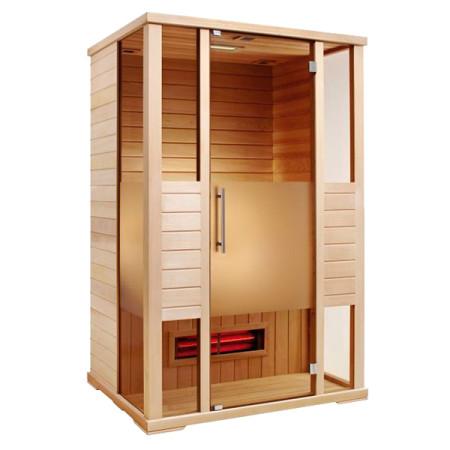 Sauna Infrarrojos Phoenix Large Calor Seco