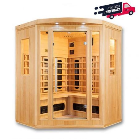 Sauna de infrarrojos Salome entrega inmediata