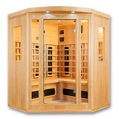 Sauna de infrarrojos Salome