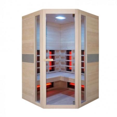 Sauna de infrarrojos Jade Corner
