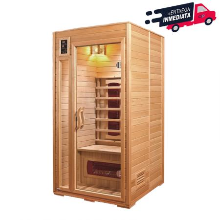 Sauna de infrarrojos Mariana entrega inmediata