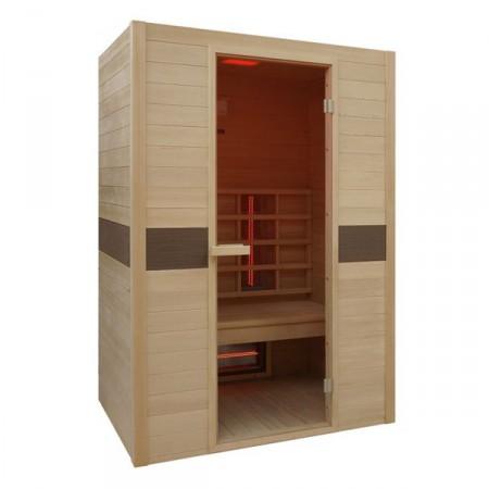 Sauna Ruby doble