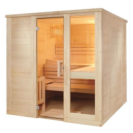 Sauna Vapor Komfort Large Tradicional Finlandesa