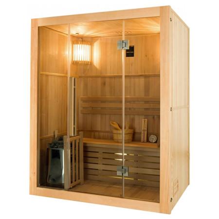Sense Sauna de vapor para 3 personas