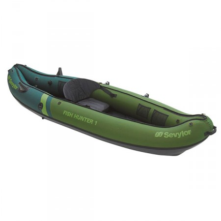 Fishing Kayak Sevylor 1 persona