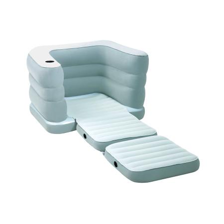 Sofa-cama hinchable 200 x 102 x 64cm